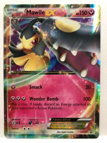 Mawile EX XY103 Holo Pokemon Card