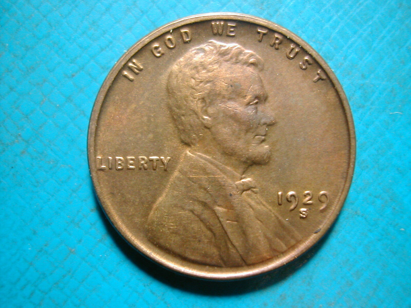 1938-P Lincoln Cent uncirculated