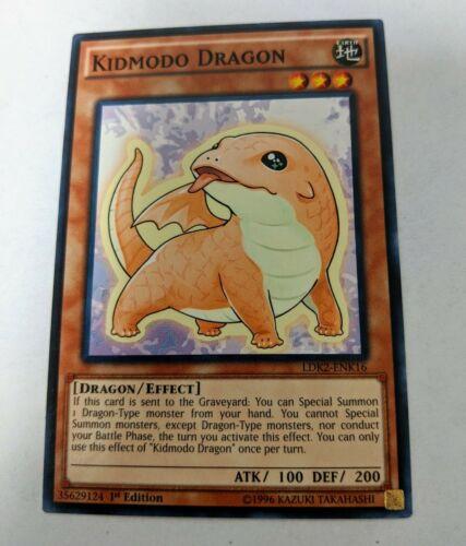 Dragon Kidmodo LDK2-FRK16 LDK2-ENK16 Yu-Gi-Oh - VF//Commune