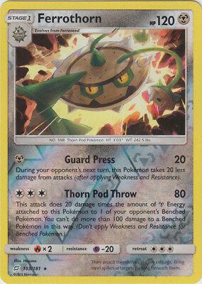 Pokemon Ferrothorn - 103/181 - Rare - Reverse Holo NM-Mint Team Up