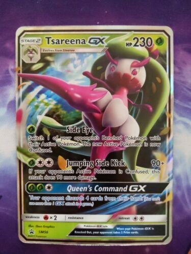 Tsareena GX SM56 Holofoil Mint Pokemon Card