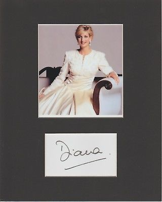 Other Reprinted Autographs