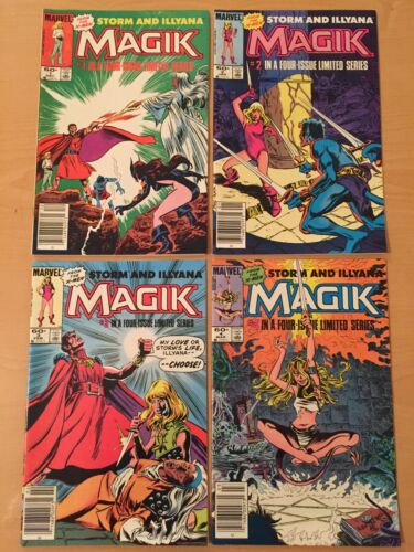 NEAR MINT 1983 from LIMITED SERIES MAGIK #1