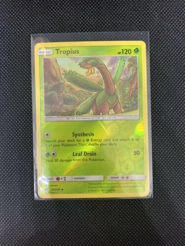 Tropius  12//236 S/&M Cosmic Eclipse  Uncommon  Mint//NM  Pokemon