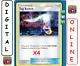 4x Tag Switch 209/236 Unified Minds Pokemon TCG Online Digital