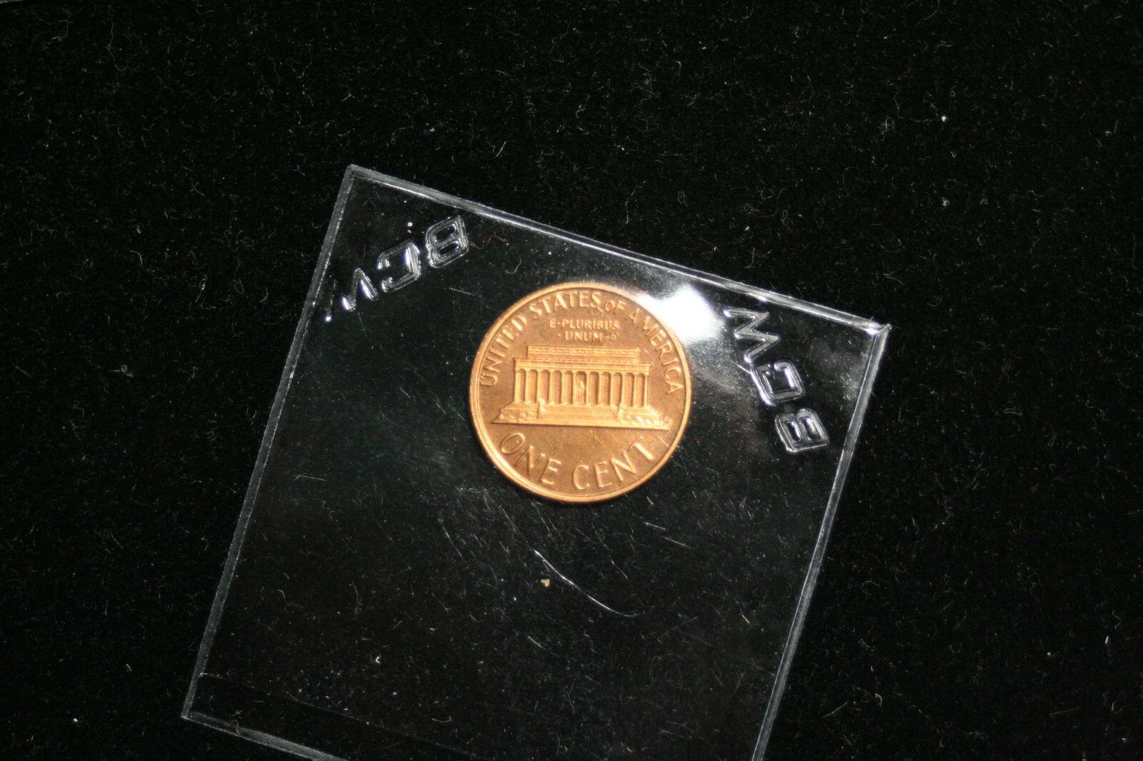 """1976 S PROOF LINCOLN MEMORIAL CENT PENNY """"Free Shipping"""" - Image 2"""