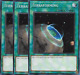 3x Terraforming	SR08-EN032	- NM	- Order of the Spellcasters Yugioh