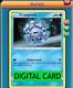 Cryogonal 46/236 Unified Minds PTCGO Online Digital Card