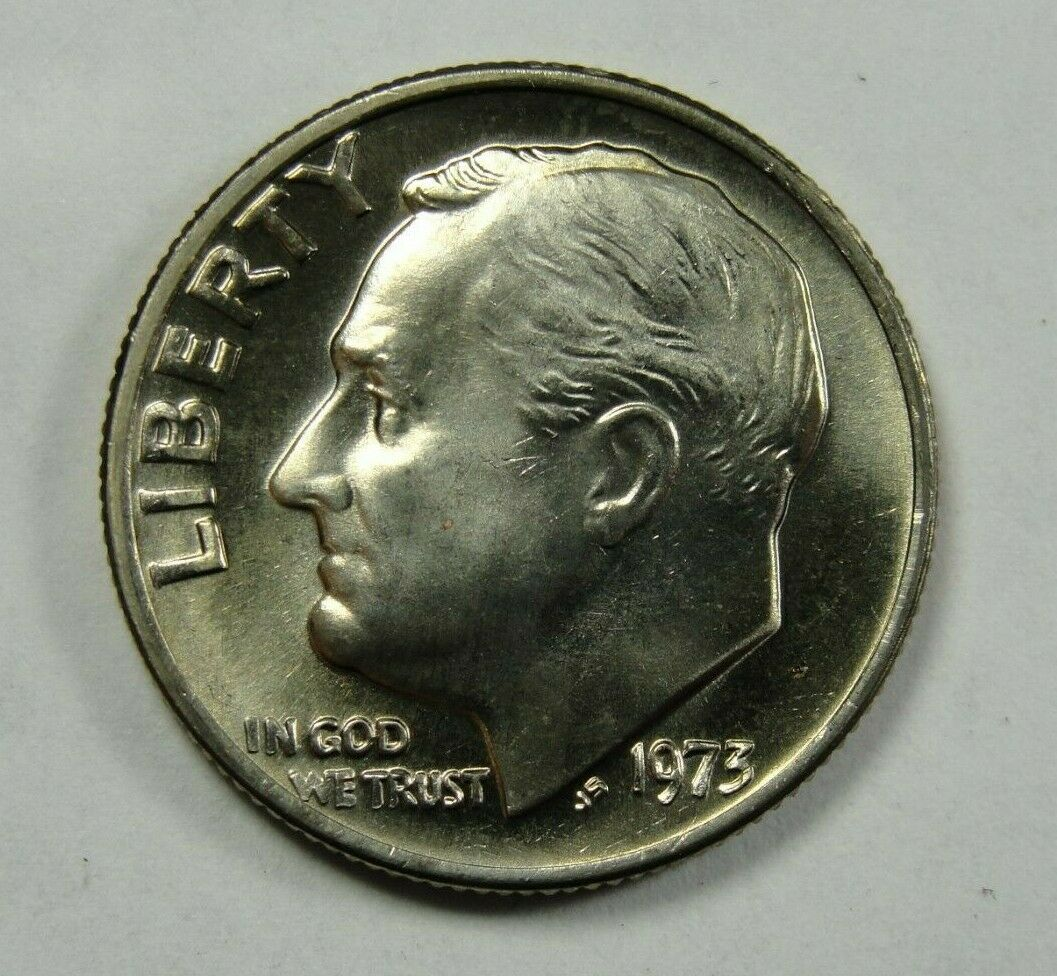 1980 ROOSEVELT DIME SET   BOTH  P /& D MINTMARKS IN MINT CELLO   FREE SHIPPING