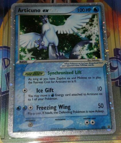 Ultra Rare NM Promo Pokemon Articuno EX 032