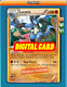 Lucario PROMO BW85 for Pokemon TCG Online (PTCGO, Digital Card)
