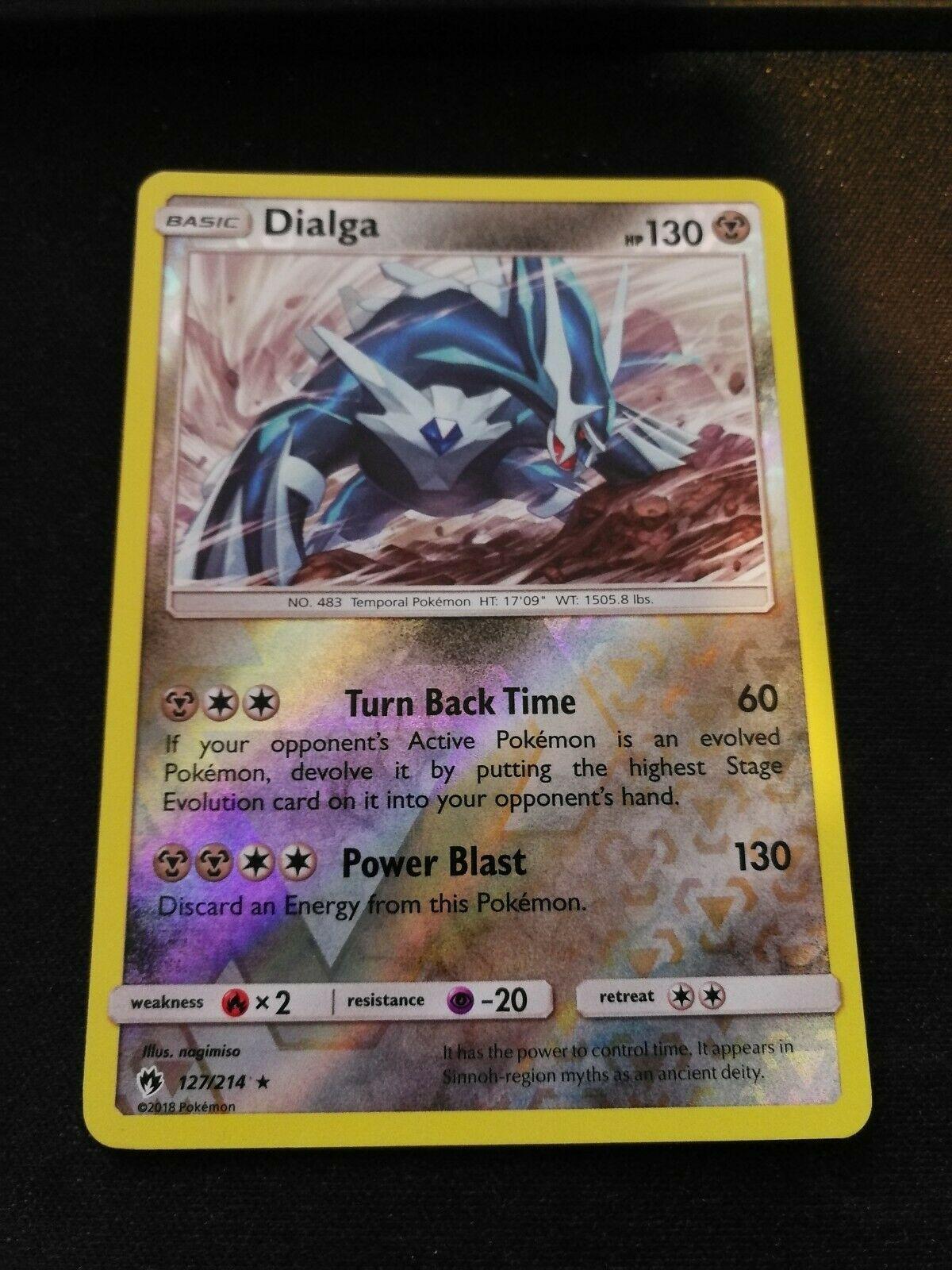 lost thunder 55//214 Roigada-sl08 French designer card pokemon