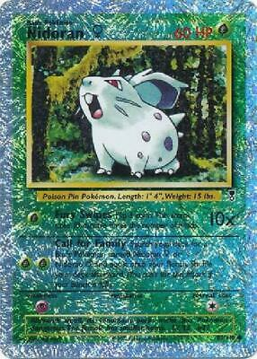 Pokemon Legendary Collection 83//110 Nidoran m English