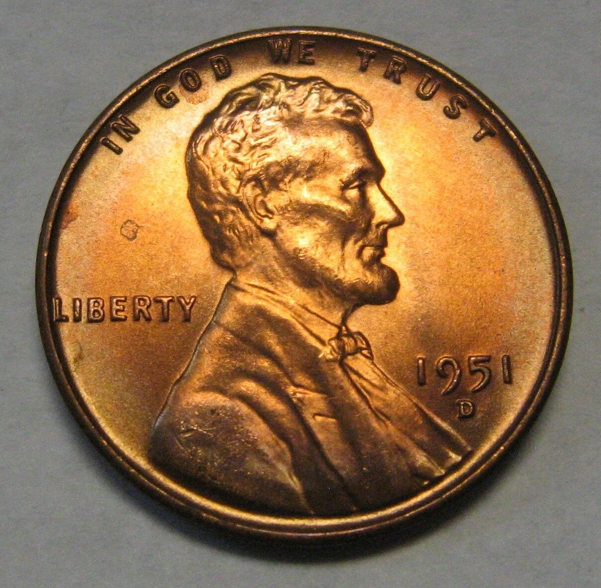 1952  LINCOLN WHEAT CENT #9