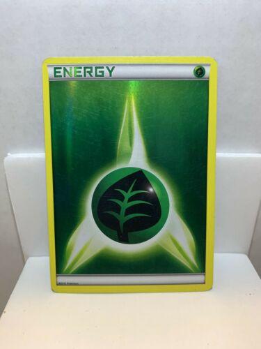 1xGrass Energy Reverse Holo Common Pokemon XY Evolutions 91//108