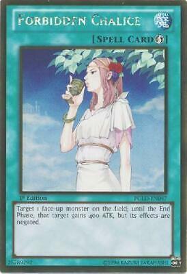 BP02-EN155 Forbidden Chalice 1st Edition Mint YuGiOh Card