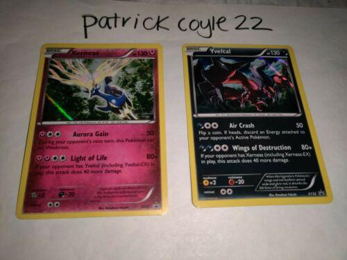 NM//Mint YVELTAL Pokemon Card Promo #XY32