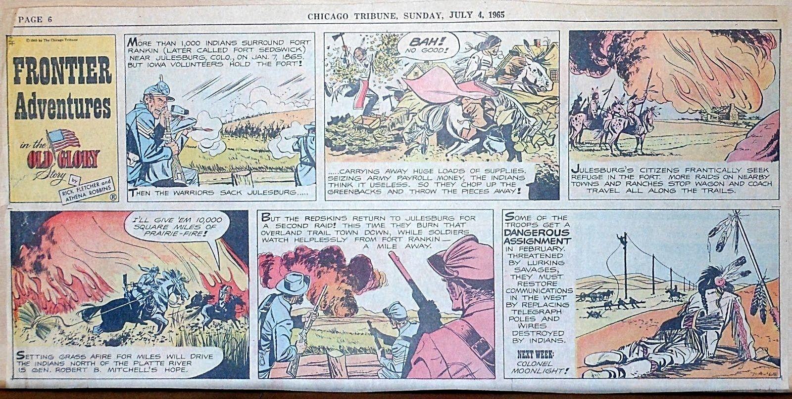 Newspaper Comics