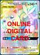 Mega Lopunny & Jigglypuff GX 261/236 Cosmic Eclipse Pokemon Online Digital Card