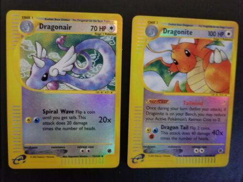 E-reader Series NM Dragonair 75//165 Pokemon Card Expedition Base Set