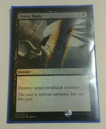 DOOM BLADE X4 2014 Core Set M14 Magic MTG MINT CARD