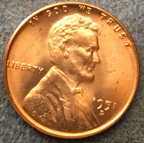 Penny *AU ABOUT UNCIRCULATED*   **FREE SHIPPING** 1948 D Lincoln Wheat Cent