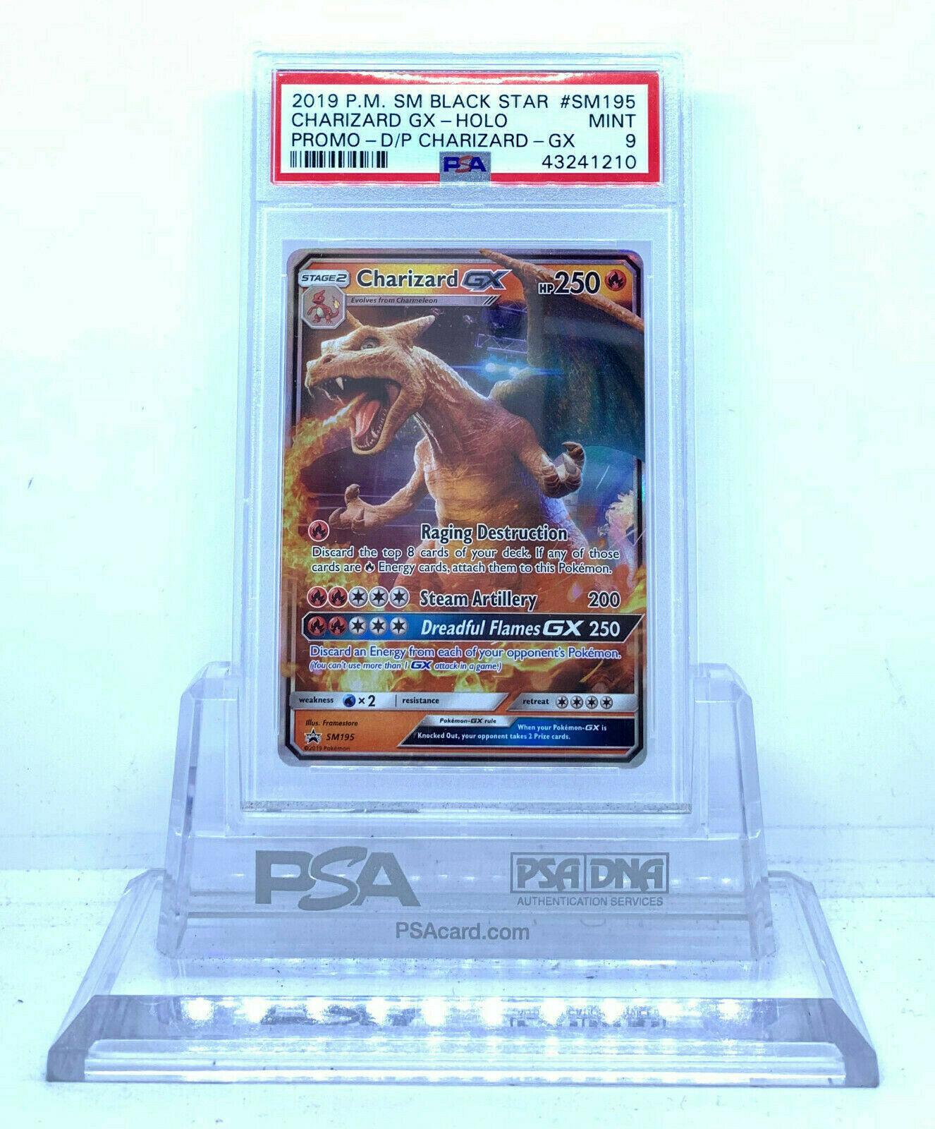 detective pikachu charizard card