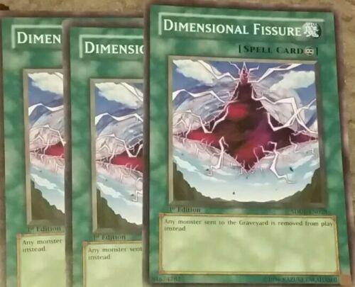 EOJ-EN047 YuGiOh Dimensional Fissure Unlimited Edition Moderately P Common