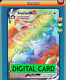Snorlax VMAX 206/202 Rainbow Rare Sword and Shield PTCGO Online Digital Card