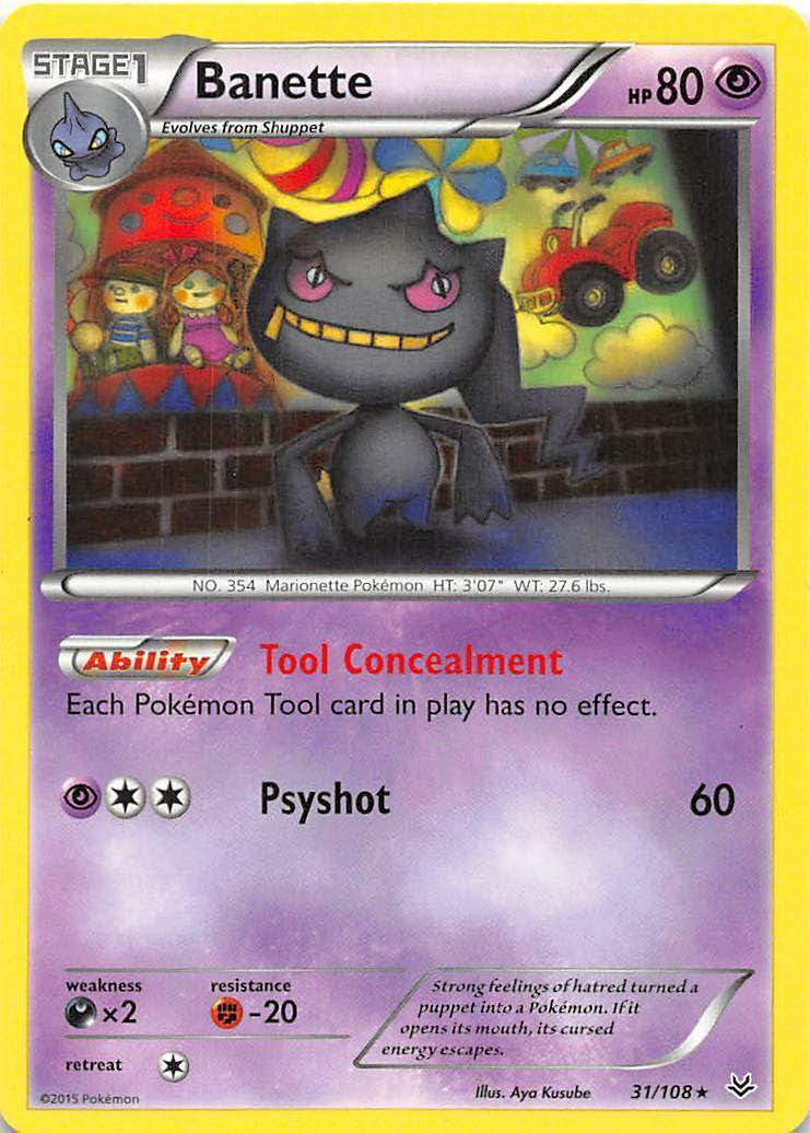 Shuppet 30//108 Roaring Skies Reverse Holo Mint Pokemon Card