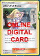 4X Lillie's Full Force 196/236 Cosmic Eclipse Pokemon Online Digital Card
