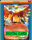 Ho-Oh EX - 22/124 Dragons Exalted PTCGO Online Digital Card