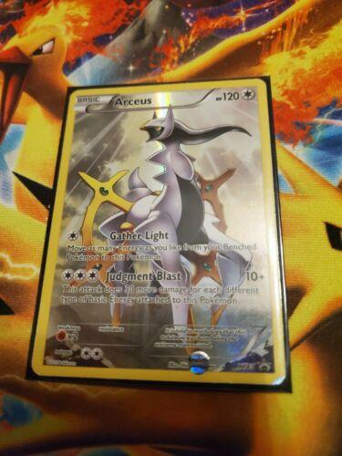 Arceus XY83 Black Star Promo Holo Rare Pokemon Card