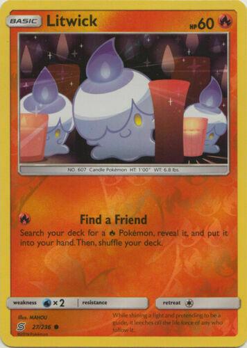 lithomith-association of like-minded-Reverse Holo Pokemon 10//236