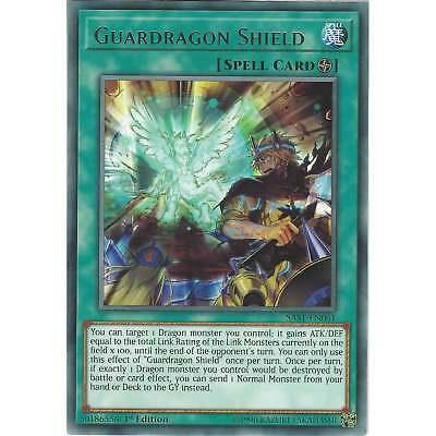 Common NM//Mint YuGiOH Dragon Shield  SHSP-EN061 1st Ed