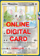 2X Minccino 145/202 Sword & Shield Pokemon Online Digital Card