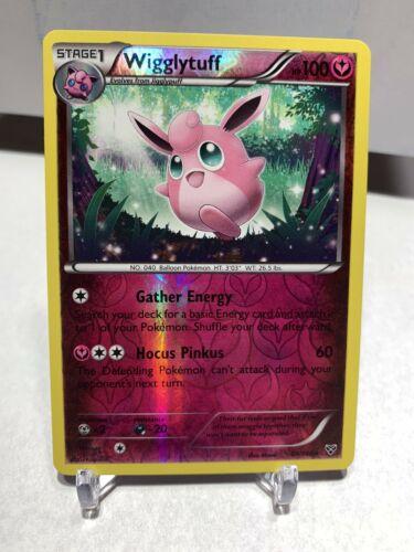 Wigglytuff 89/146- Reverse Holo- XY Base Set- Pokémon- *Near Mint - Image 2