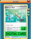 2 x Ordinary Rod - 171/202 Sword and Shield PTCGO Online Digital Card