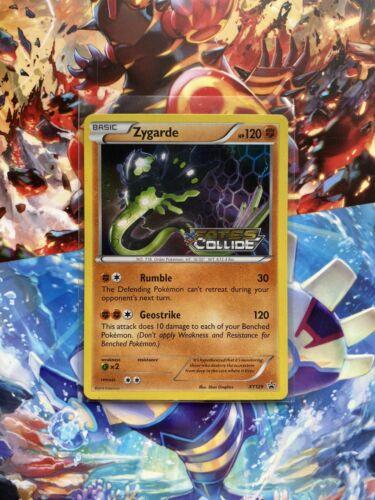 Fates Collide Prerelease Promo Lightly XY129 XY Black Star Promos Zygarde