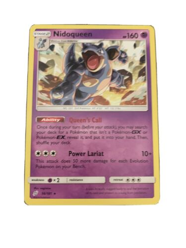 Nidoqueen Team Up 56/181 NM