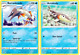 Barraskewda 053/192 Arrokuda 052/192 Pokemon Card Evolution Set S&S Rebel Clash
