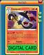 Lampent - 032/192 Rebel Clash PTCGO Online Digital Card
