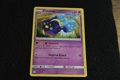 + Cosmoem 101//236 Cosmog Pokemon TCG SM Cosmic Eclipse 100//236 Mint//NM
