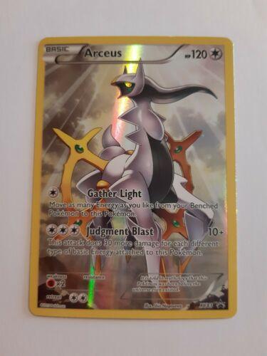 Pokémon Black Star Promo ARCEUS XY83