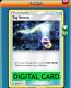 Tag Switch 209/236 Unified Minds PTCGO Online Digital Card
