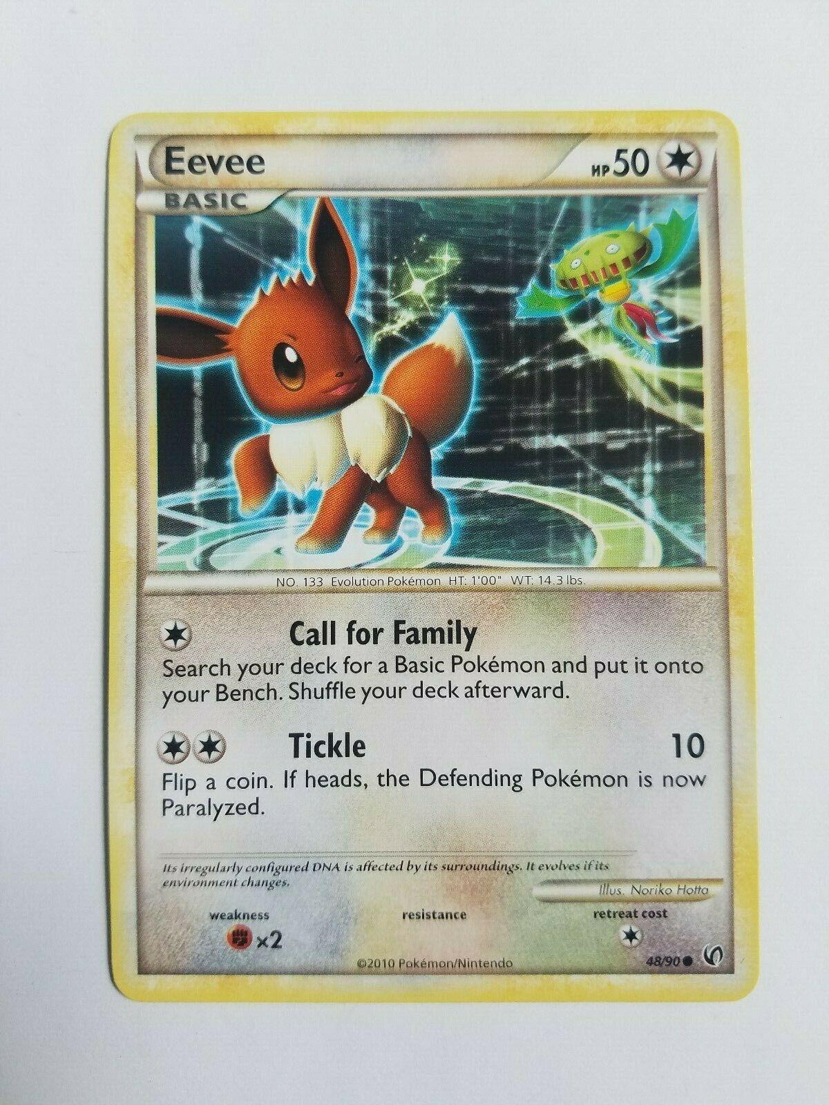 Eevee Friends Evolution card Deck Shields Pokemon center JAPAN 64 Sleeves