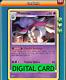 Malamar 51/131 Forbidden Light PTCGO Online Digital Card