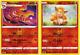 Ninetales & Vulpix 025/192 024/192 Reverse Holo Pokemon Card Set Rebel Clash