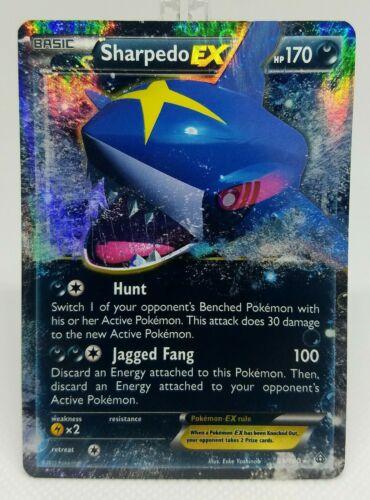Pokemon Primal Clash - Sharpedo EX 91/160 - LP