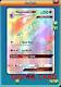 1X Naganadel GX 134/131 Forbidden Light Pokemon TCG Online Digital Card